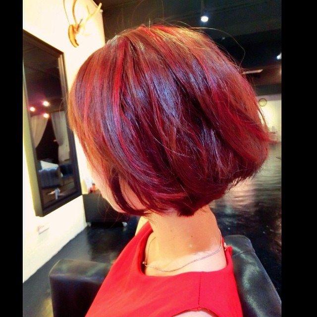 Short Red Side