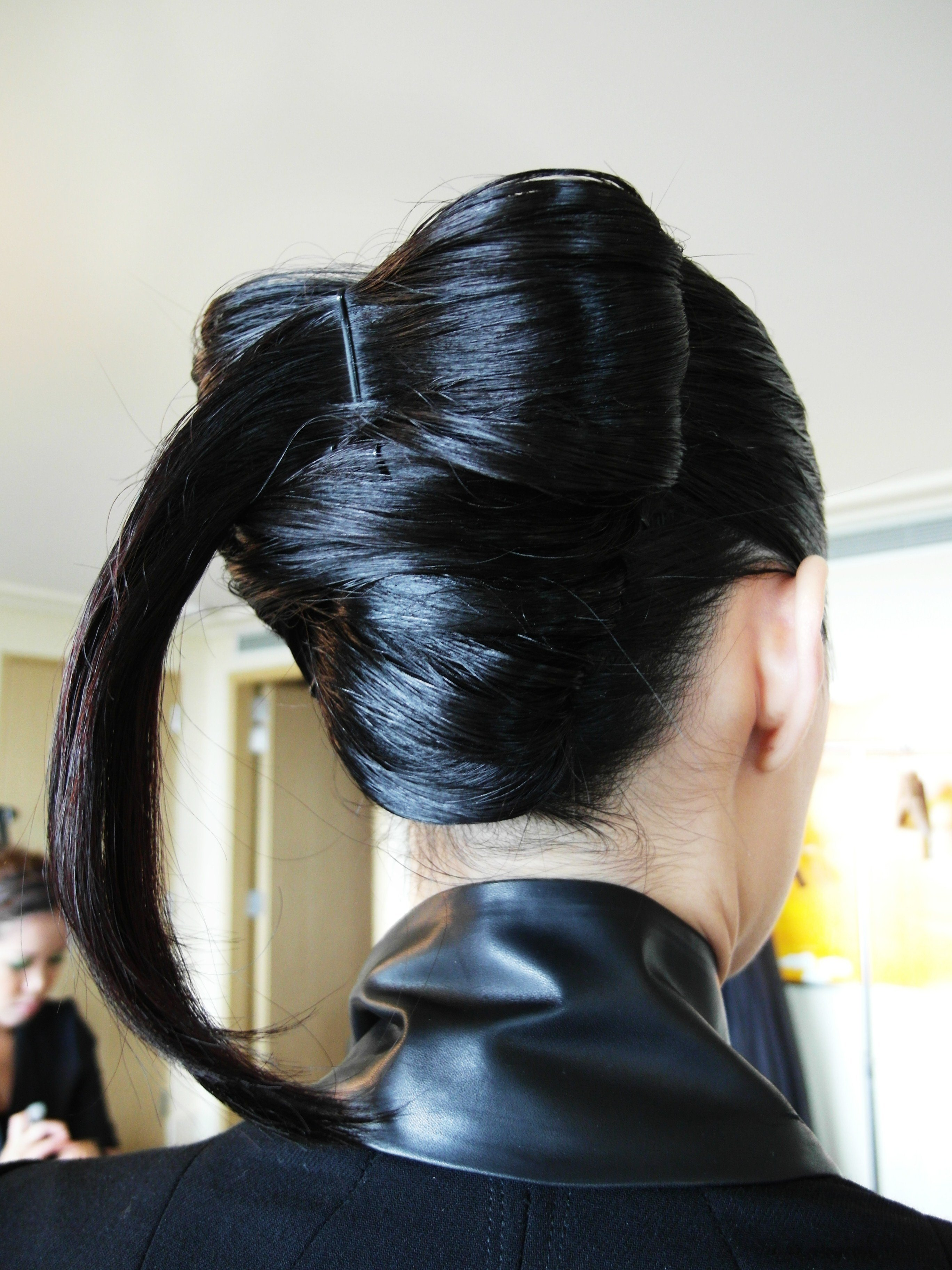 Back Style Curl